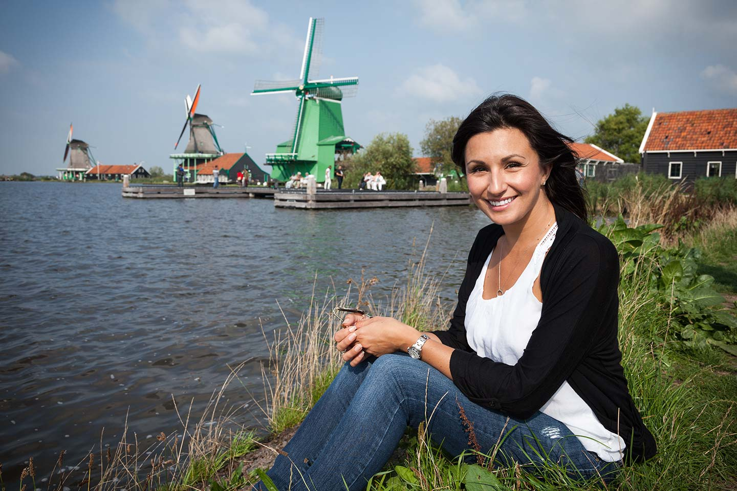 Paula In The Netherlands