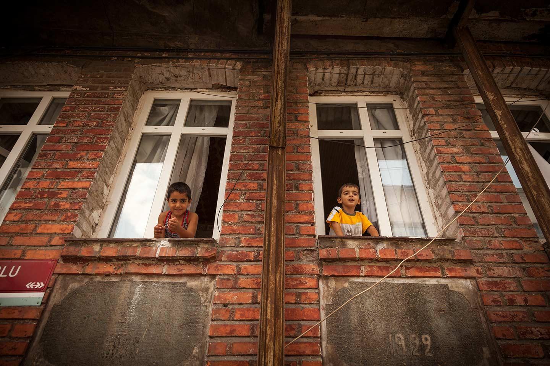 Children In Istanbul