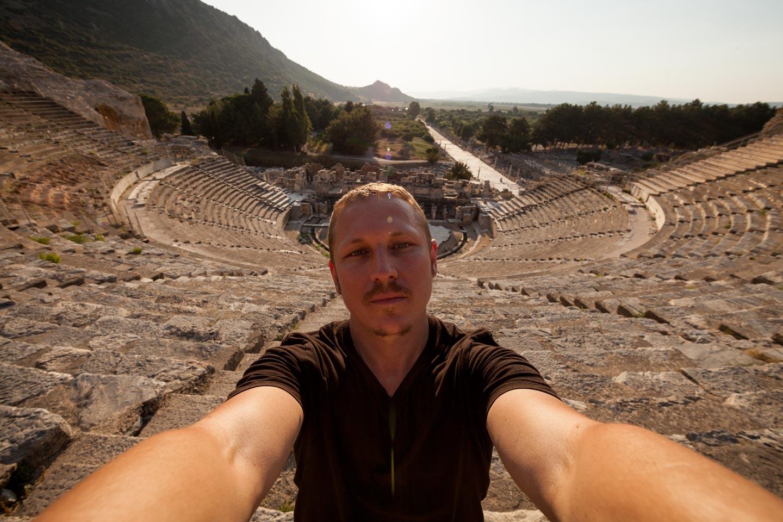 Efesus Selfie