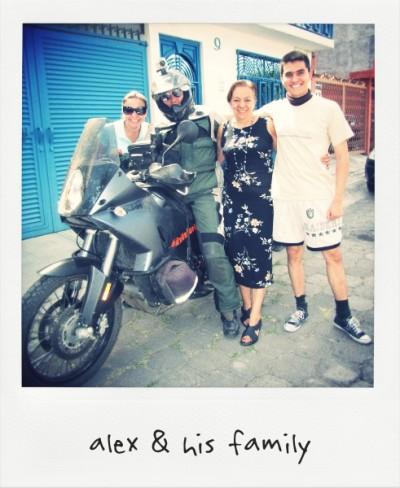 Alex & Family