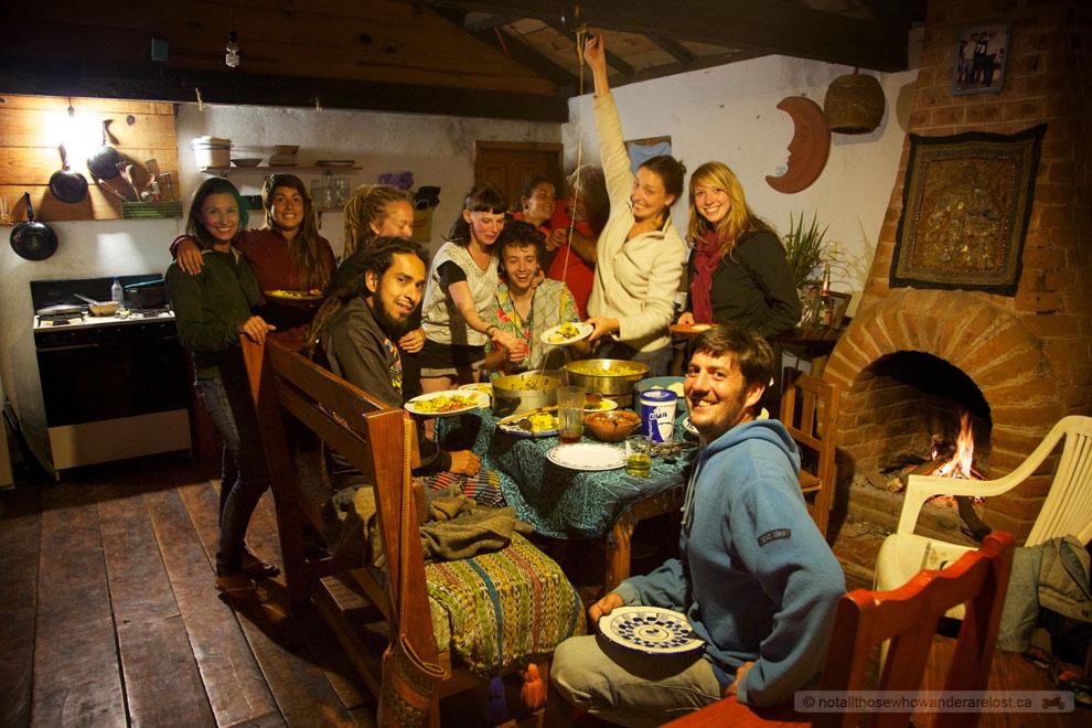 Dinner at La Clav de Sol