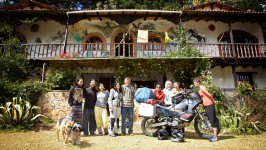 "November 23, 2011 – December 10, 2011 We left Mazunte and planned on riding in the direction of San Cristobal de las casas, located in the state of Chiapas. After […]<!-- AddThis Sharing Buttons below -->                 <div class=""addthis_toolbox addthis_default_style addthis_"" addthis:url='http://notallthosewhowanderarelost.ca/san-cristobal-de-las-casas/' addthis:title='San Cristóbal de las Casas' >                     <a class=""addthis_button_preferred_1""></a>                     <a class=""addthis_button_preferred_2""></a>                     <a class=""addthis_button_preferred_3""></a>                     <a class=""addthis_button_preferred_4""></a>                     <a class=""addthis_button_compact""></a>                     <a class=""addthis_counter addthis_bubble_style""></a>                 </div>"