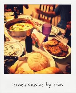 Israeli Cuisine By Stav