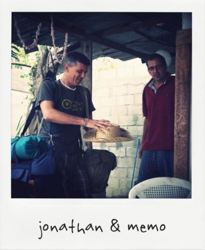 Jonathan & Memo