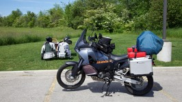 Posted from Hartford, Vermont, United States. June 9, 2013 – June 16, 2013 We left a week and a day late but it was nice to have a little extra […]
