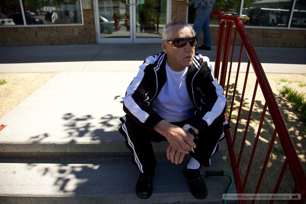 Dad at Scotia