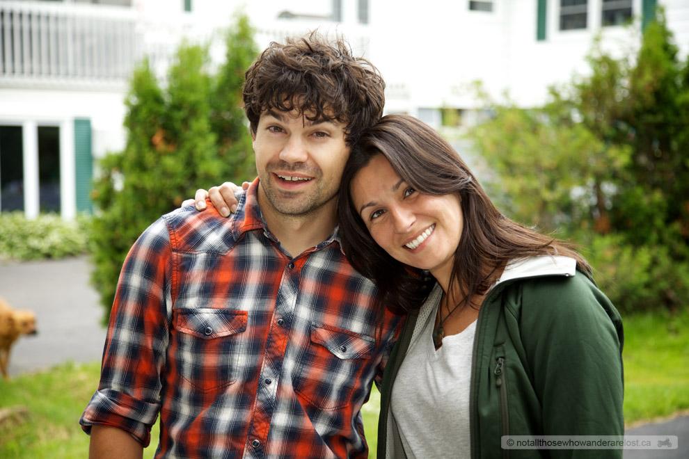 Ryan & Paula