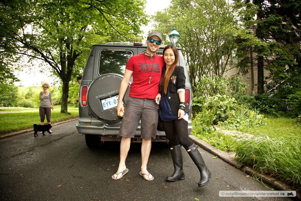 Ryan & Kathy
