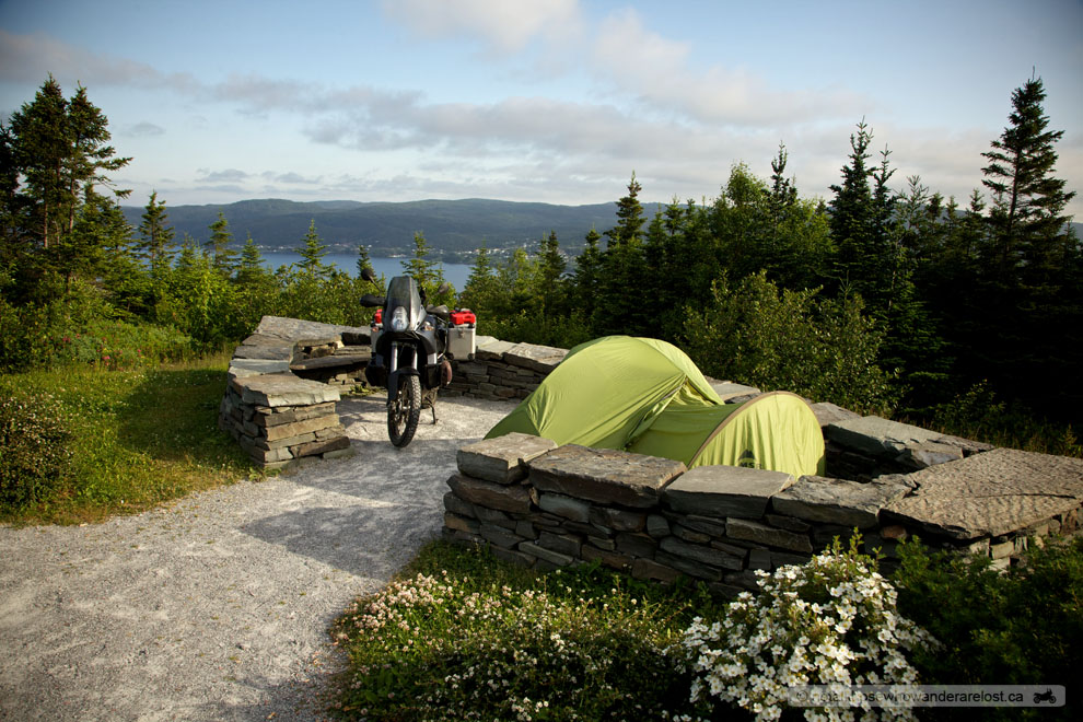 Camping In Corner Brook