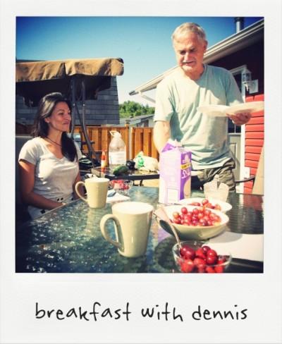 Breakfast With Dennis