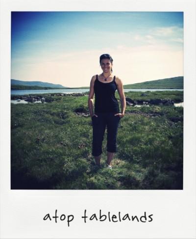 Atop Tablelands
