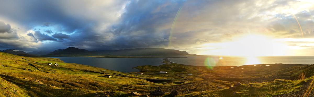 Skagafjörður Panorama